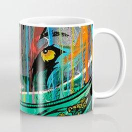 Wolf Mother - Screen Print Edition  Coffee Mug