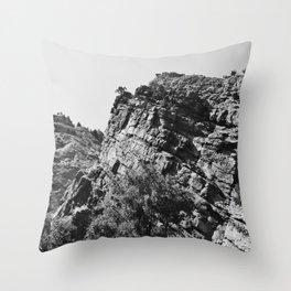 Eldorado Canyon State Park Throw Pillow
