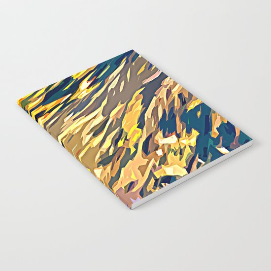 BOLD ABSTRACT Notebook