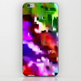 Glitchy iPhone Skin