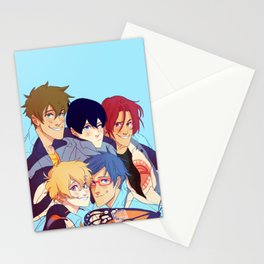 2nd season Stationery Cards