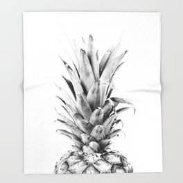 pine top Throw Blanket