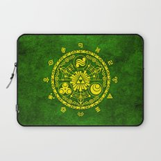 Legend Of Zelda  Laptop Sleeve