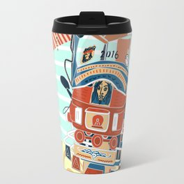 Auto-tricycle Travel Mug