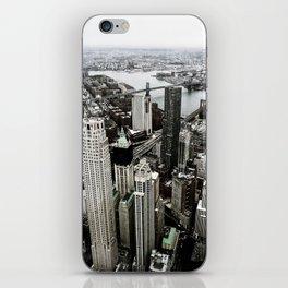 New York 2 iPhone Skin