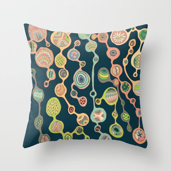 O-o- creations Throw Pillow
