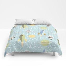 Space Adventure 3 Comforters