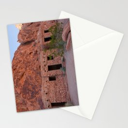 CCC Cabins-1, Valley of Fire State Park, Nevada Stationery Cards