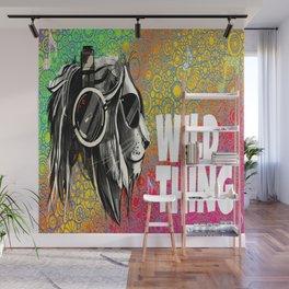 Mr Wild Thing ~ DJ King Wall Mural