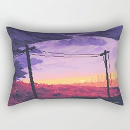 Backroads Rectangular Pillow