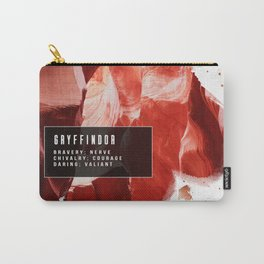 Gryffindor Nature Carry-All Pouch