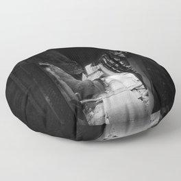 Dark Days Floor Pillow
