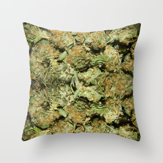 Nugs on Nugs Throw Pillow