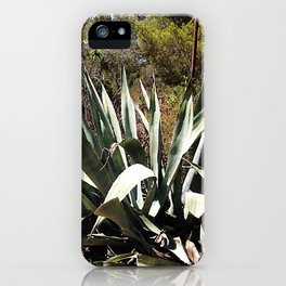 agave 01 iPhone Case