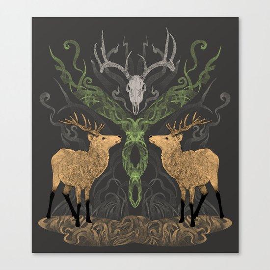 Rebirth Canvas Print