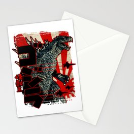Pop King II Stationery Cards