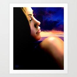 Kona Art Print