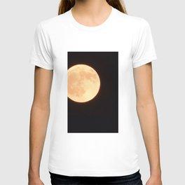 Orange Moon T-shirt