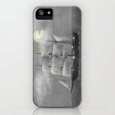 Ghost Ship  iPhone (5, 5s) Slim Case
