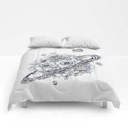 Flowery Planet. Comforters