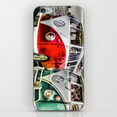 VW campervan's iPhone & iPod Skin