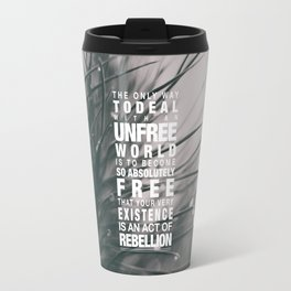 Rebellion Travel Mug