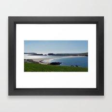 St Ninian's Isle Shetland Framed Art Print