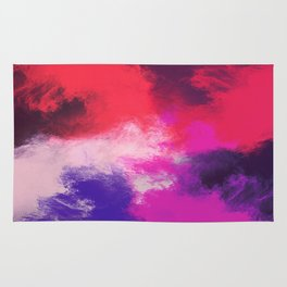 Painted Clouds Rug