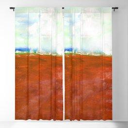 Journey No.600j by Kathy Morton Stanion Blackout Curtain