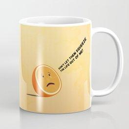 Orange Juice Coffee Mug