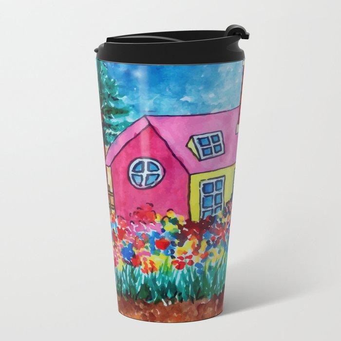 Magical Home Metal Travel Mug