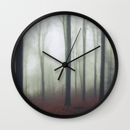 undisturbed Wall Clock