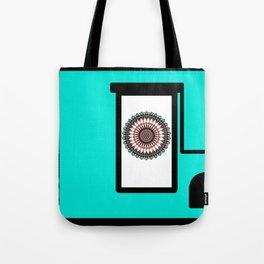 Shocked BLOKHEAD Tote Bag