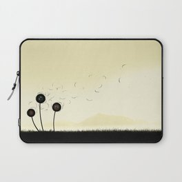 The violence of the wind Laptop Sleeve