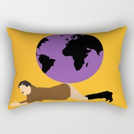The great Dictator Rectangular Pillow