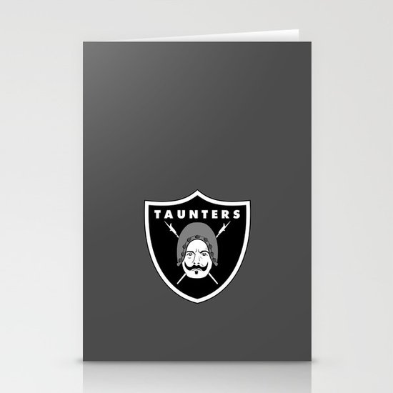 Taunters Stationery Cards