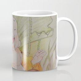 Smiling Buddha  Coffee Mug