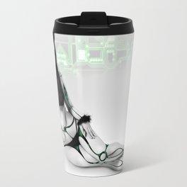 Lady geek Travel Mug