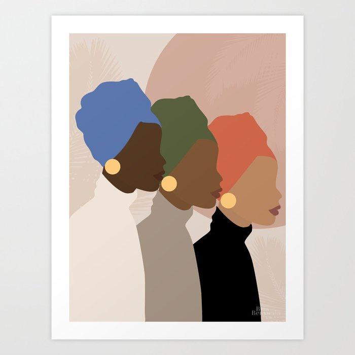 Homebound Art Print