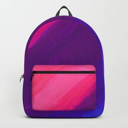 Dark and Dreamy Sunset Colors Backpack