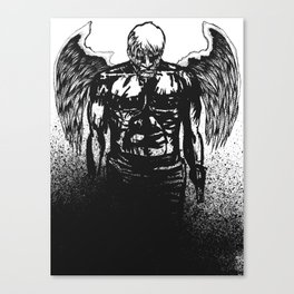 Some angels. Canvas Print