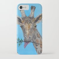 vegan iPhone & iPod Cases featuring VEGAN by RokinRonda