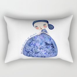 We Are Made Of Stardust Rectangular Pillow