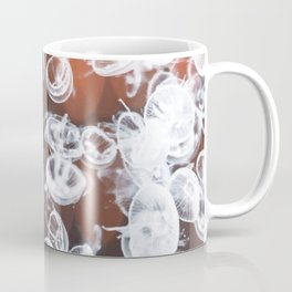 Electric Jelly fish Coffee Mug