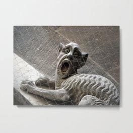 Gargoylart Metal Print
