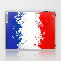 in to the sky, France  Laptop & iPad Skin