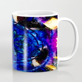 Strangers at the Table Coffee Mug