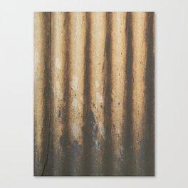 Currogram Canvas Print