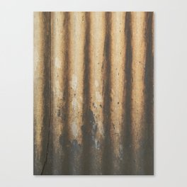 Currogram Canvas Print