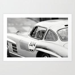 car 324 Art Print